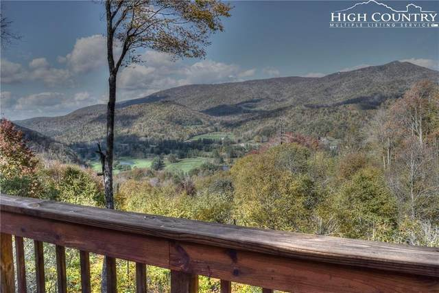 809 Raven Ridge Road, Banner Elk, NC 28604 (MLS #216584) :: RE/MAX Impact Realty