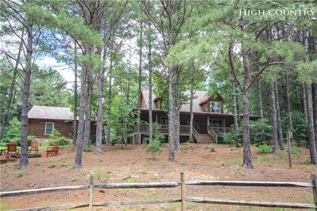 1642 Nob Hill Lane, Collettsville, NC 28611 (MLS #216603) :: RE/MAX Impact Realty