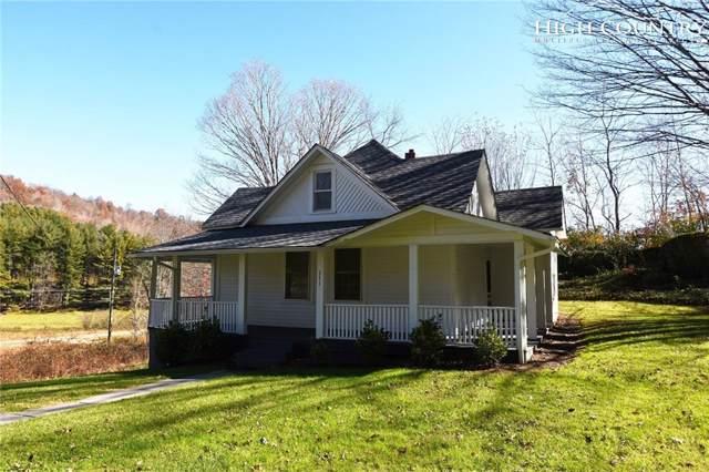 171 Woodstown Road, Fleetwood, NC 28626 (MLS #216605) :: RE/MAX Impact Realty