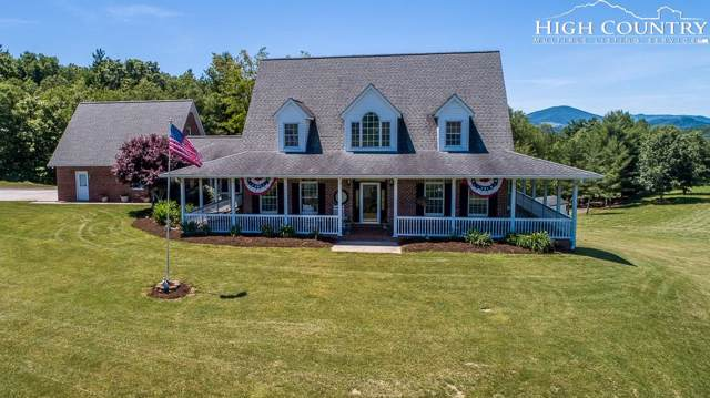 130 Parkway View Lane, West Jefferson, NC 28694 (MLS #216606) :: RE/MAX Impact Realty