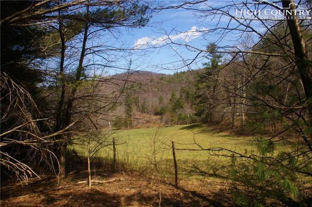 TBD Lot # 25 Rhododendron Run, Fleetwood, NC 28626 (MLS #216777) :: RE/MAX Impact Realty