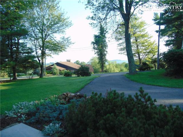 171 Woodcrest Road, Roaring Gap, NC 28668 (MLS #216795) :: RE/MAX Impact Realty