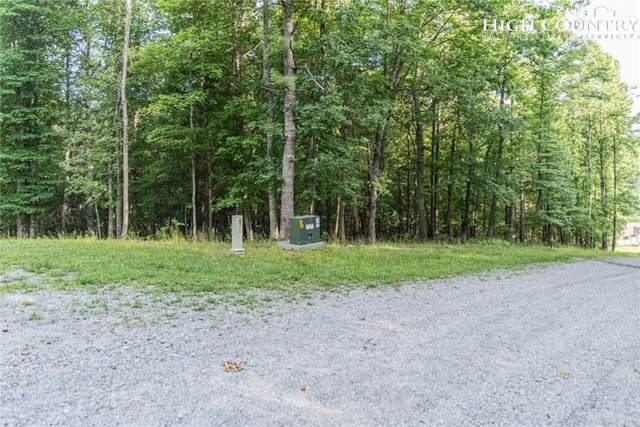 Lot 38 Fox Crest Overlook Road, Laurel Springs, NC 28644 (MLS #216855) :: RE/MAX Impact Realty