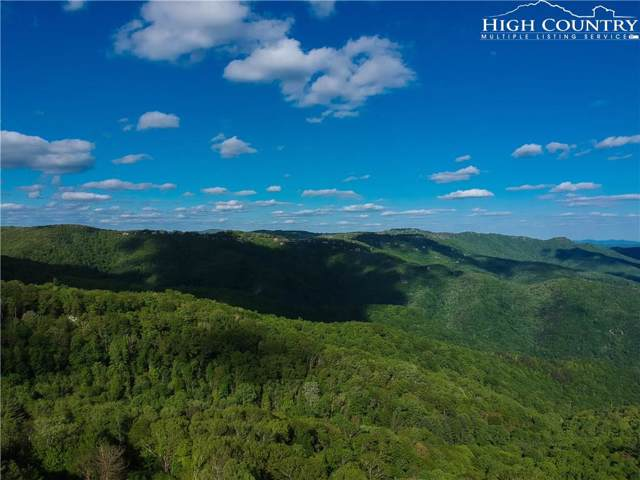 TBD Knob Road, Blowing Rock, NC 28605 (MLS #216893) :: RE/MAX Impact Realty