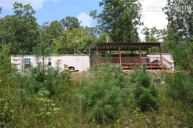 503 Carson Woods Road, Laurel Springs, NC 28644 (MLS #216902) :: RE/MAX Impact Realty