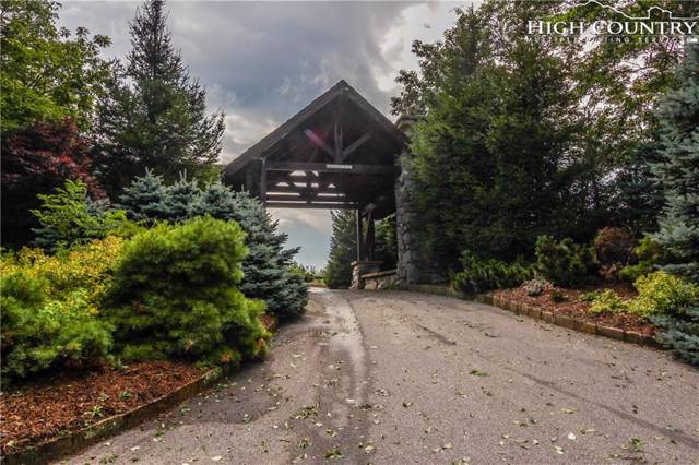 TBD Crown Spruce Lane, West Jefferson, NC 28694 (MLS #216911) :: RE/MAX Impact Realty