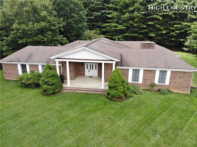 1338 Bald Mountain Road, West Jefferson, NC 28694 (MLS #216985) :: RE/MAX Impact Realty