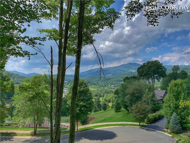 Lot 50 Supreme Golden Road, Banner Elk, NC 28604 (MLS #216991) :: RE/MAX Impact Realty