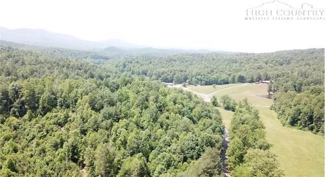 00 Beaver Creek Road, Boomer, NC 28606 (MLS #217063) :: RE/MAX Impact Realty