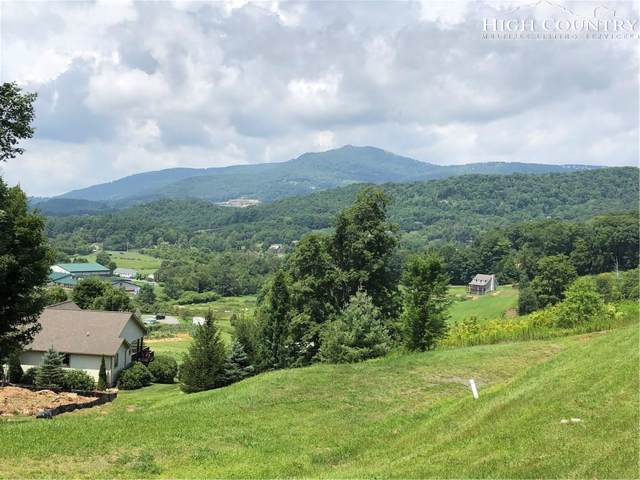 Lot 32 King Lucious Lane, Banner Elk, NC 28604 (MLS #217065) :: RE/MAX Impact Realty