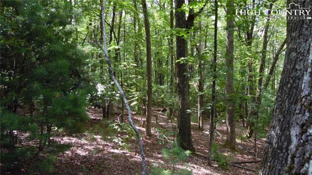 TBD Waterfall Road, Sparta, NC 28675 (MLS #217178) :: RE/MAX Impact Realty