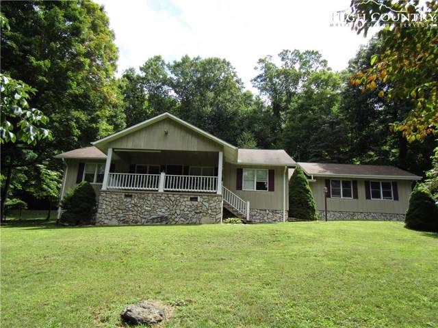 133 Brandiwood Estates, West Jefferson, NC 28694 (MLS #217185) :: RE/MAX Impact Realty