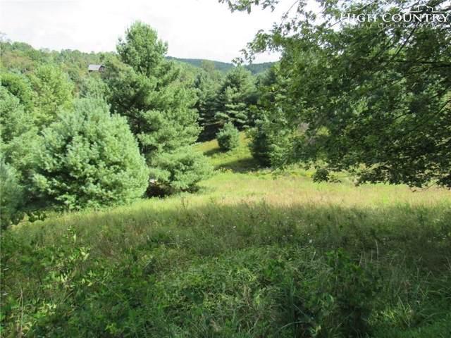 Lot 20 Deer Crossing Road, Piney Creek, NC 28663 (MLS #217238) :: RE/MAX Impact Realty