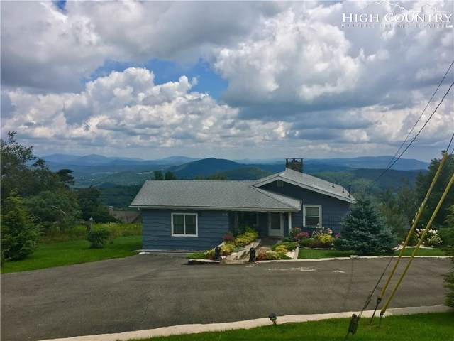 1031 Alpine Drive, Blowing Rock, NC 28605 (MLS #217263) :: RE/MAX Impact Realty