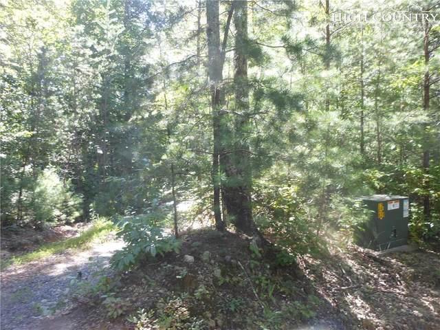 Lot 26 Hidden Creek Road, Deep Gap, NC 28618 (MLS #217293) :: RE/MAX Impact Realty
