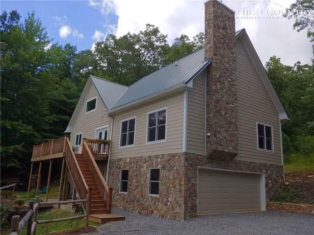 1640 Mountain Vista Drive, McGrady, NC 28649 (MLS #217326) :: RE/MAX Impact Realty