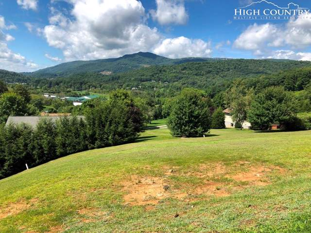 Lot 28 King Lucious Lane, Banner Elk, NC 28604 (MLS #217344) :: RE/MAX Impact Realty