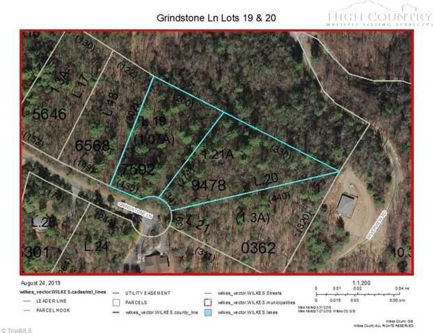 TBD Grindstone Lane, Millers Creek, NC 28651 (MLS #217417) :: RE/MAX Impact Realty