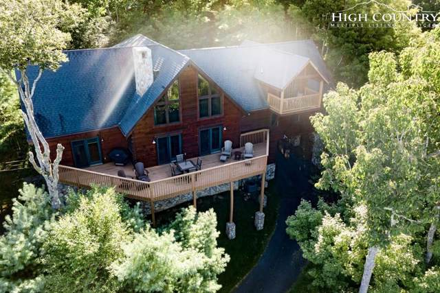 144 Mariah Circle, Beech Mountain, NC 28604 (MLS #217422) :: RE/MAX Impact Realty