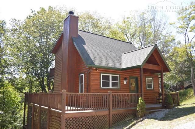 64 Cozy Cabin Circle, Piney Creek, NC 28663 (MLS #217485) :: RE/MAX Impact Realty