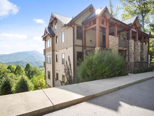 142 Evening View Lane Ca-5, Boone, NC 28607 (MLS #217599) :: RE/MAX Impact Realty