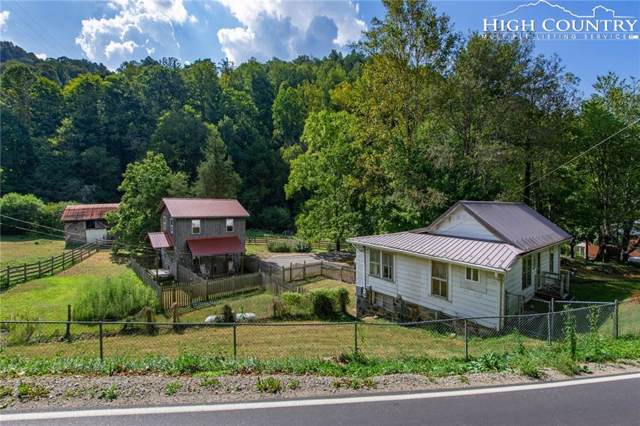404 Curtis Creek Road, Elk Park, NC 28622 (MLS #217623) :: RE/MAX Impact Realty