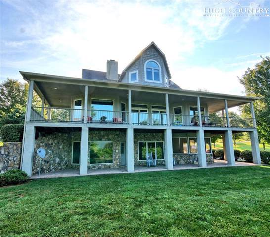 201 River Knoll Drive, Jefferson, NC 28640 (MLS #217665) :: RE/MAX Impact Realty