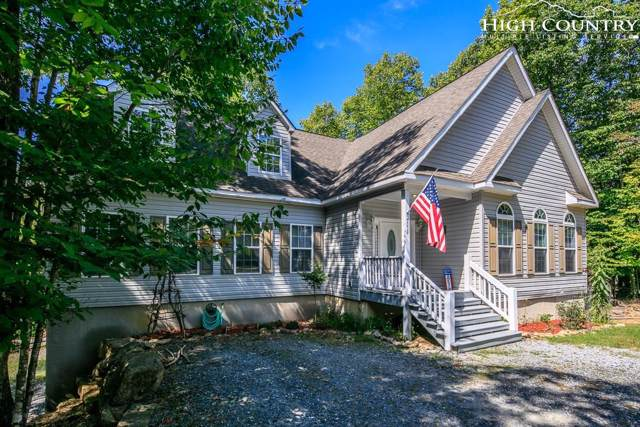 311 Saint Andrews Road, Beech Mountain, NC 28604 (MLS #217798) :: RE/MAX Impact Realty