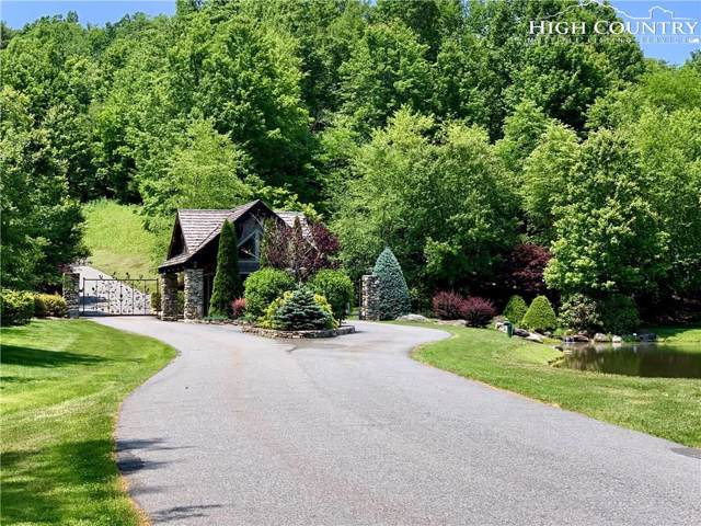 Lot#1 Boulder Creek Drive, Boone, NC 28607 (MLS #217833) :: RE/MAX Impact Realty