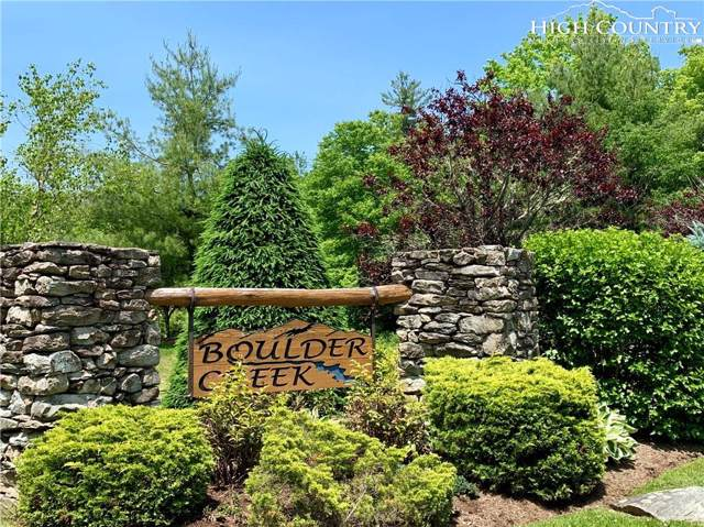 Lot#1 Boulder Creek Drive, Boone, NC 28607 (MLS #217833) :: RE/MAX Impact Realty