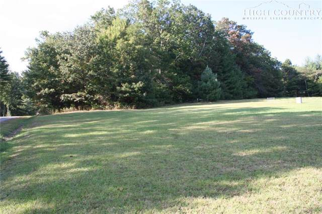 TBD Jeanette Glen, Fleetwood, NC 28694 (#217857) :: Mossy Oak Properties Land and Luxury