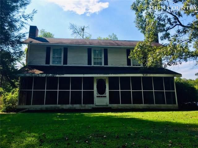 2555 Country Club Road, Wilkesboro, NC 28697 (MLS #217883) :: RE/MAX Impact Realty