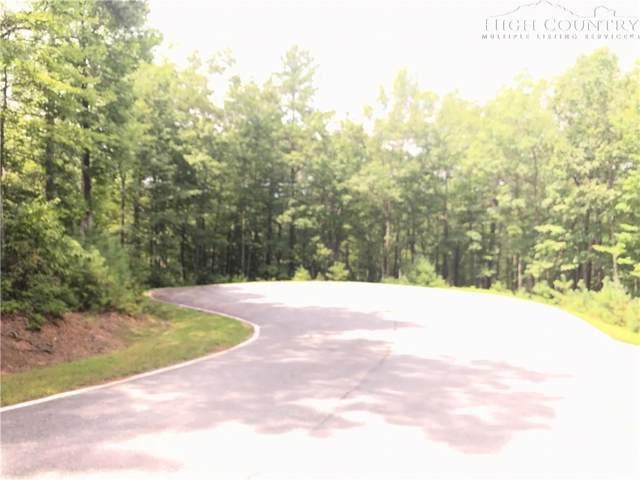 Lot 288 Ninebark Road, Boone, NC 28607 (MLS #217887) :: RE/MAX Impact Realty