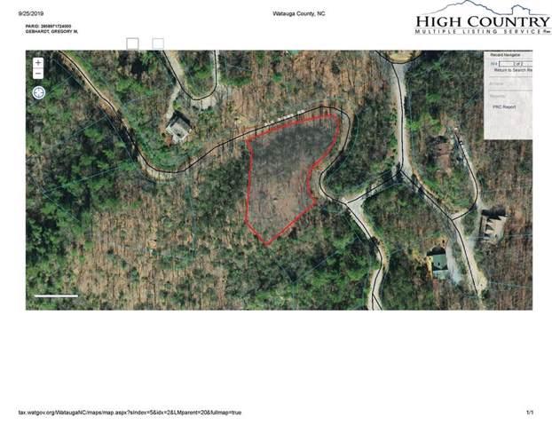 Lots 66 and 67 Elk Ridge Road, Deep Gap, NC 28618 (MLS #218097) :: RE/MAX Impact Realty