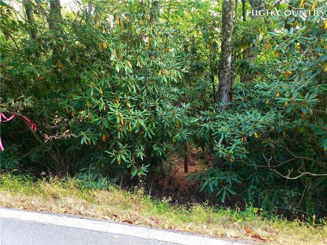 Lot 129 Cone Road, Blowing Rock, NC 28605 (MLS #218113) :: RE/MAX Impact Realty