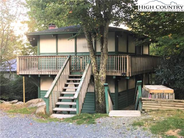 202 Birchwood Lane, Beech Mountain, NC 28604 (MLS #218143) :: RE/MAX Impact Realty