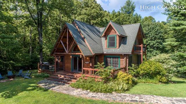 151 Stardance Trail, Deep Gap, NC 28618 (MLS #218145) :: RE/MAX Impact Realty