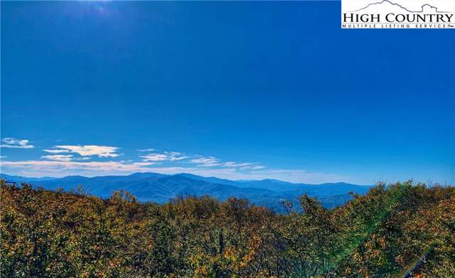 Lot 35 Misty Hollow Lane, Beech Mountain, NC 28604 (MLS #218369) :: RE/MAX Impact Realty