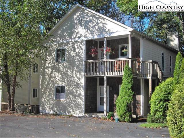 164-1 Evergreen Springs Court #201, Blowing Rock, NC 28605 (MLS #218401) :: RE/MAX Impact Realty