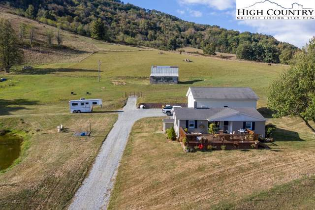 1706 Worley Road, Banner Elk, NC 28604 (MLS #218412) :: RE/MAX Impact Realty