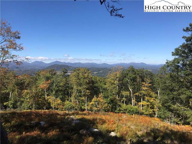 Lot 12 Upper Parkway Blazing Star Trail, Boone, NC 28607 (MLS #218466) :: RE/MAX Impact Realty