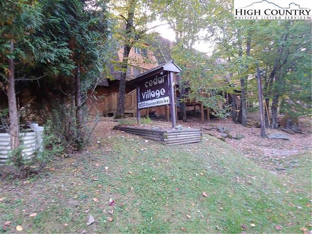 220 Charter Hills Road B4, Beech Mountain, NC 28604 (MLS #218473) :: RE/MAX Impact Realty