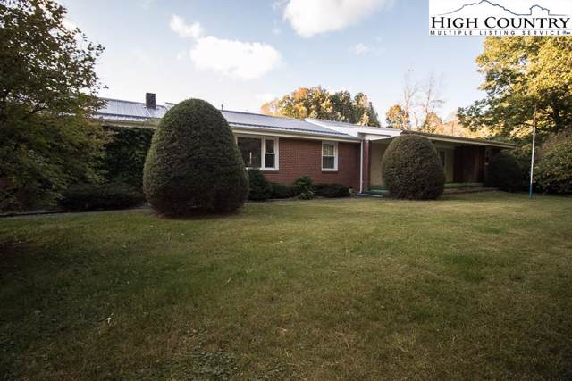 147 Clyde Townsend Road, Boone, NC 28607 (MLS #218484) :: RE/MAX Impact Realty