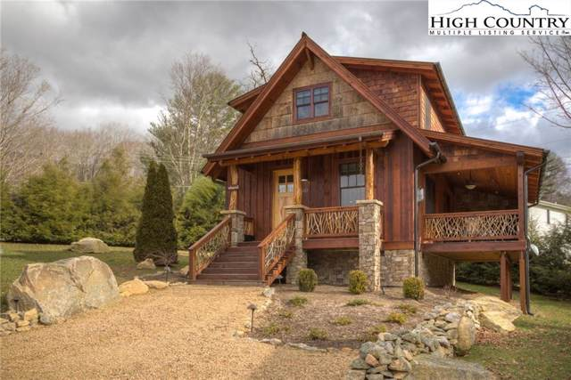 60 Eagle Cottage Lane, Banner Elk, NC 28604 (MLS #218492) :: RE/MAX Impact Realty