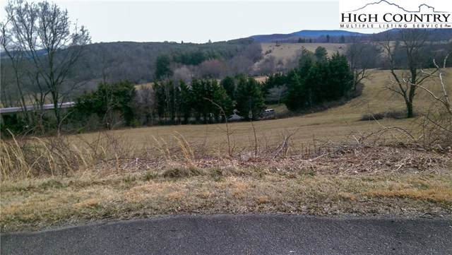 Lot #10 Doctors Street Extension, Sparta, NC 28675 (MLS #218495) :: RE/MAX Impact Realty