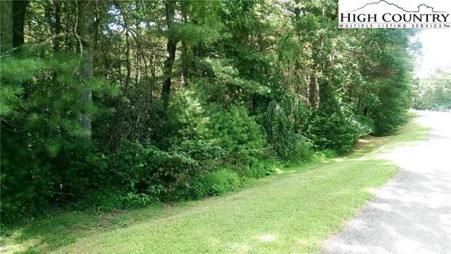 Tbd #17 Holly Run, Glade Valley, NC 28627 (MLS #218578) :: RE/MAX Impact Realty