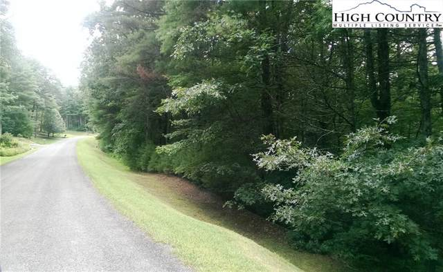 Tbd Lot #16 Holly Run, Glade Valley, NC 28627 (MLS #218580) :: RE/MAX Impact Realty