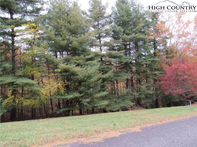 Lot 123 Blue Ridge View, Piney Creek, NC 28663 (#218635) :: Mossy Oak Properties Land and Luxury