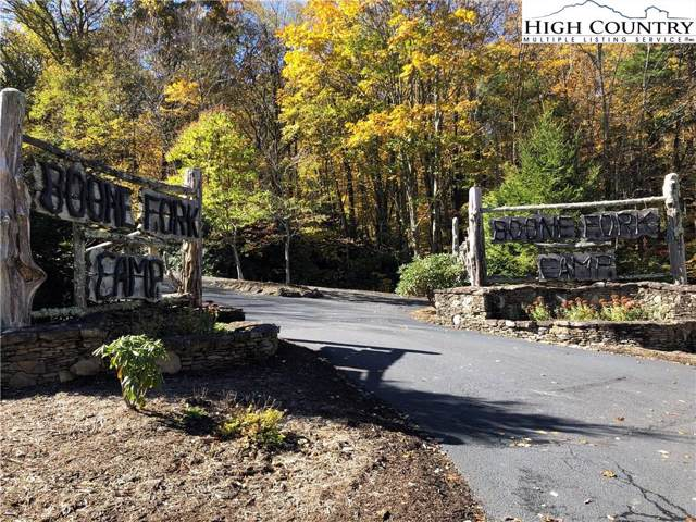 Lot 30 Chickasaw Trl, Blowing Rock, NC 28605 (MLS #218703) :: RE/MAX Impact Realty