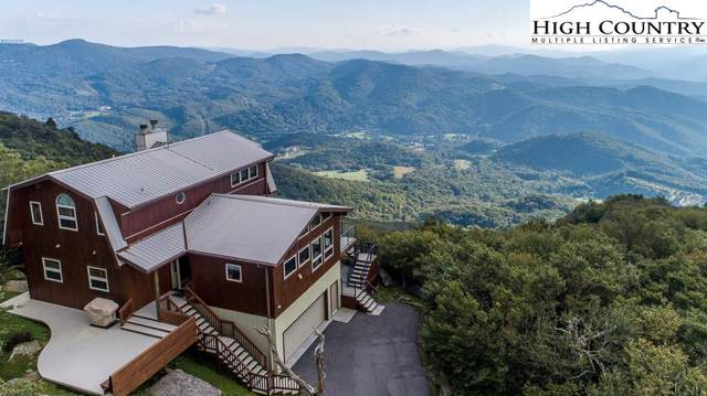 120 Oz Circle, Beech Mountain, NC 28604 (MLS #218712) :: RE/MAX Impact Realty